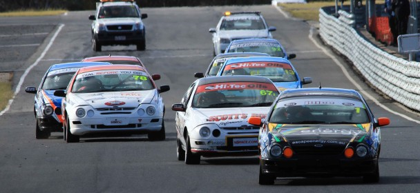 Saloon Cars Return to The Paperclip: 2016 Round 3 Preview