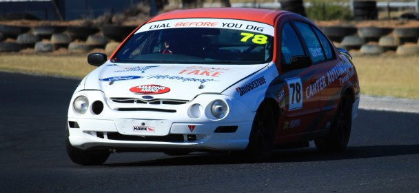 Carter Wins on Saloon Car Debut: 2016 Round 2 Review