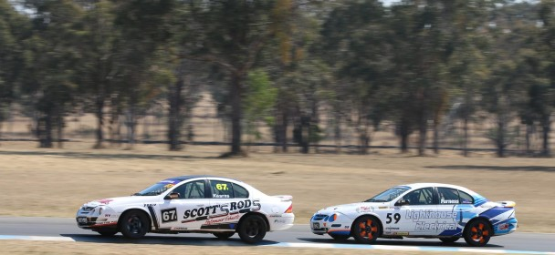 Stage Set for Saloon Car Final Showdown – 2017 Round 3 Preview